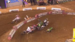 450SX Main Event highlights - Nashville