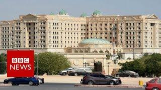 Inside Saudi Arabia's gilded prison at Riyadh Ritz-Carlton - BBC News