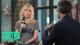 "Rosanna Arquette Discusses YouTube's ""Sideswiped"" (With Our Pre-Show, The BUILD Up)"
