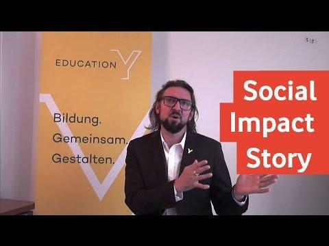 Social Impact Story: EducationY
