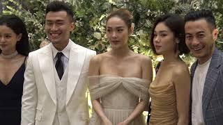 Minh Hằng đến chúc mừng đám cưới Xuân Phúc ngay đêm bị loại tại The Face Viet Nam 2018