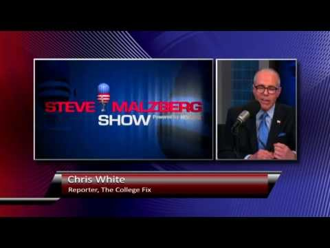 Christopher White Explains College Conservatives Banned From Obama Speech - Smashpipe News