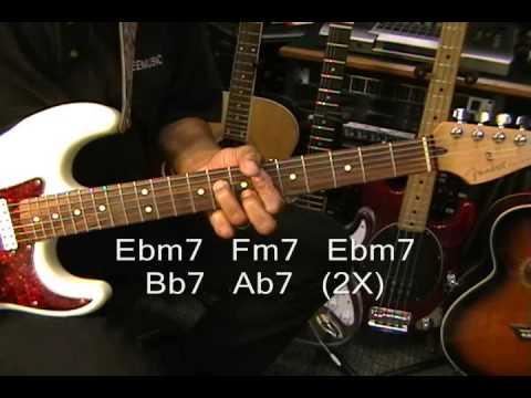 Baixar Marvin Gaye I HEARD IT THROUGH THE GRAPEVINE R&B Guitar Lesson / Cover Motown