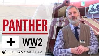 Tank Chats #16 Panther   The Tank Museum