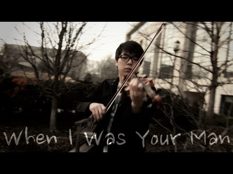 Baixar Bruno Mars - When I Was Your Man - Jun Sung Ahn Violin Cover