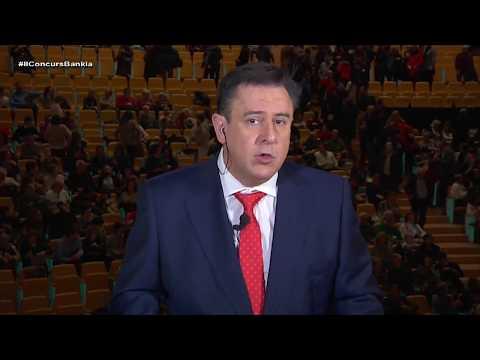 Directo II Concurso Bankia de Orquestas de la Comunitat Valenciana -Sesión Tarde HD