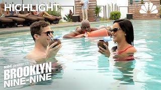 Jake and Amy Honeymoon with Holt? - Brooklyn Nine-Nine (Episode Highlight)