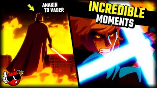 Exciting, Emotional, EPIC... This Star Wars series HAS IT ALL!