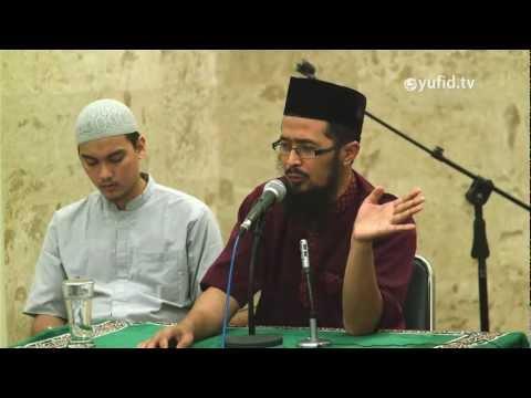 Orang Indonesia Juga Bisa Masuk Surga - Dr. Muhammad Arifin Badri