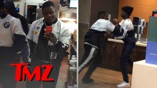 Blac Youngsta Crashes McDonald's Late Night, Gets Manager Fired | TMZ