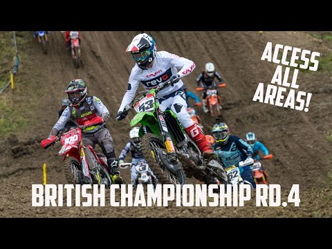 British championship Rd.4: The Foxhill track back to its prime! Ft. Stefan Everts & Conrad Mewse