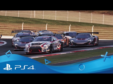 Project CARS 2 | Trailer ανακοίνωσης | PS4