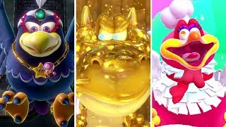 Captain Toad: Treasure Tracker - All Bosses + Ending