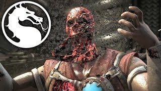 STILL MY FAVORITE FIGHTING GAME! (Mortal Kombat X)