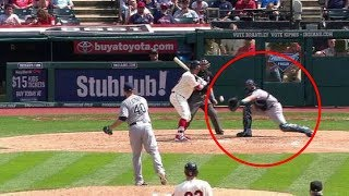 MLB TERRIBLE STRIKE CALLS (HD)