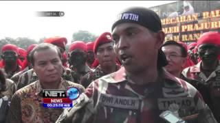 Prajurit Kopasus Pecahkan Rekor di Ulang Tahun Kopasus ke 64 - NET24