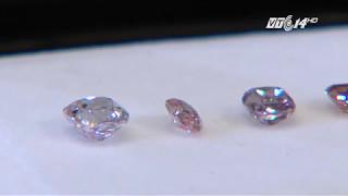 (VTC14)_Kim cương màu hồng được giới siêu giàu ưa chuộng