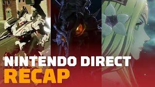 Nintendo's E3 Direct in 2 Minutes - E3 2018