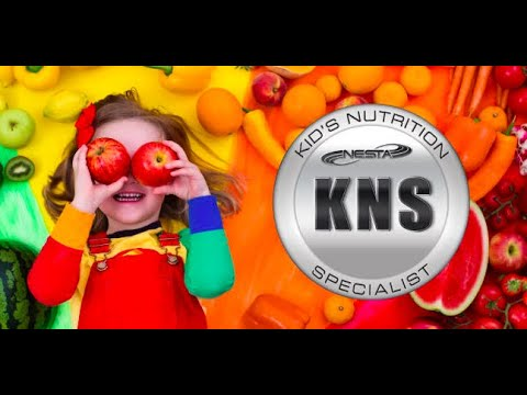 Enroll Now in the Kids Nutrition Specialist Course