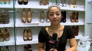 Entertainment News-Koleksi sepatu mahal Nikita Willy