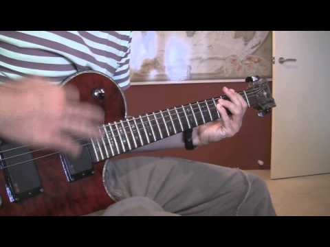Silverstein - If You Could See Into My Soul Guitar Cover HD
