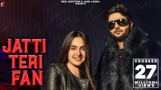 Jatti Teri Fan – Gurman Sandhu – Gurlez Akhtar Ft Sruishty Maan Video HD
