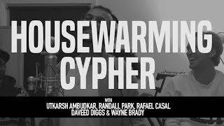 Wayne Brady, Randall Park, Rafael Casal Utkarsh Ambudkar & Daveed Diggs in HOUSEWARMING CYPHER