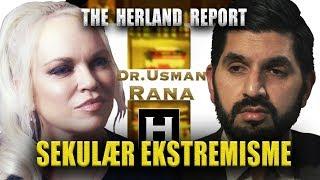 Muslimer og kristne bør stå sammen - Mohammed Usman Rana, Herland Report TV (HTV)