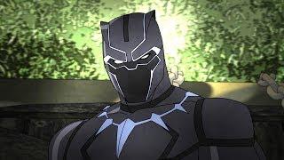 Black Panther | Marvel's Avengers: Secret Wars | Disney XD