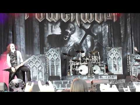 Powerwolf - Resurrection by Erection, Masters of Rock 2013