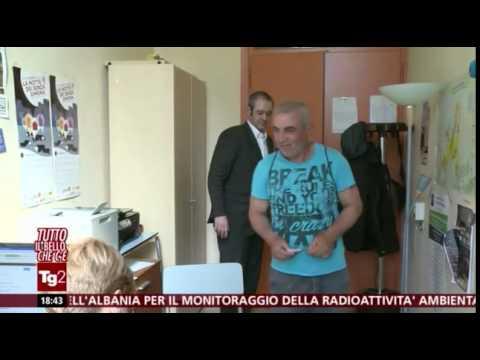 """Video TG2: """"Un pomeriggio allo sportello romano di Avvocato di strada"""""""
