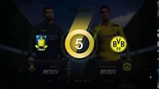 Fifa online 3 vs BuQolcik #1