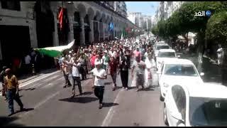 أطلقوا ولادنا يا الحقارين.. شاهد هتافات الجمعة 23 من حراك الجزائر ...