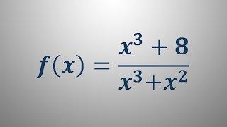 Racionalna funkcija 7