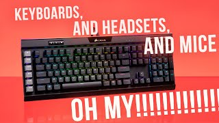 PC Gaming Peripherals: What you need to know