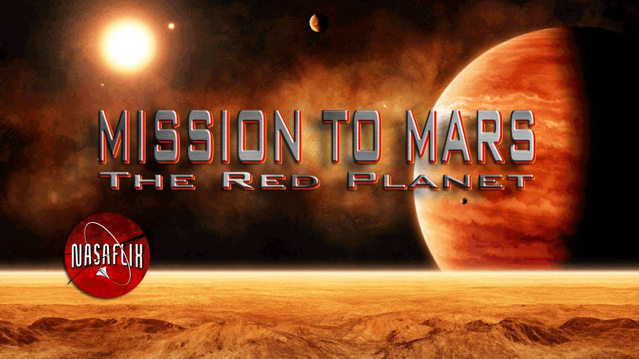 Mars Red Planet Movie - Pics about space
