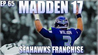 Seattle Seahawks︱Madden 17 Franchise S3W11︱FRANK CLARK BREAKS A RECORD!!!︱EP. 65
