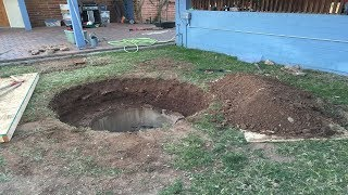 He Felt Something under the Ground When He Starts Digging He Found This
