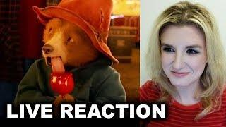 Paddington 2 Trailer REACTION