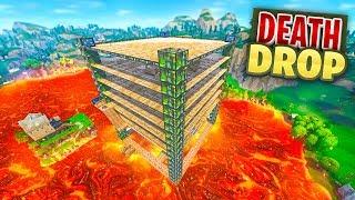 DEATH DROP Custom Game in FORTNITE