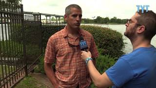 Jordan Reports From Contaminated Cape Fear River In NC