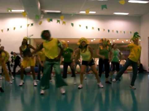 Baixar AULA ESPECIAL COPA 2010, AFRICAN DISK DANCE 00- PROF BENÊ BLACK- (OH AFRICA )