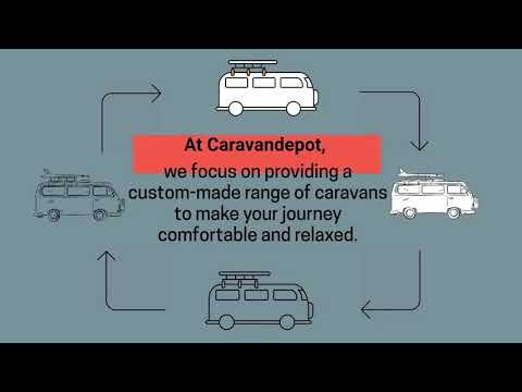 CaravanDepot- Quality Custom-Made Caravans in Australia