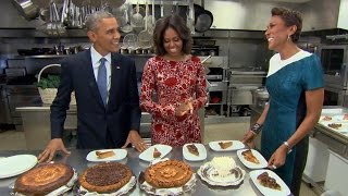 Why Thanksgiving Is President Obama's Favorite Holiday