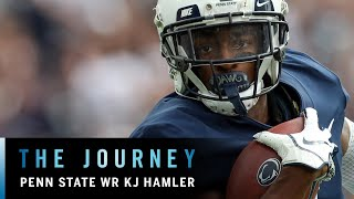 Meet Penn State WR KJ Hamler | Big Ten Football  | The Journey