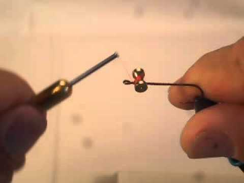 How To Dumbell Eyes Fly Tying by Jim Zoerb
