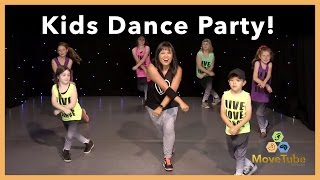 """Kids Learn a Dance to """"Can't Stop the Feeling"""" by Justin Timberlake!"""