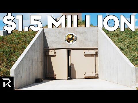 Подготвени за најлошото - како изгледаат бункерите на најбогатите луѓе во светот?