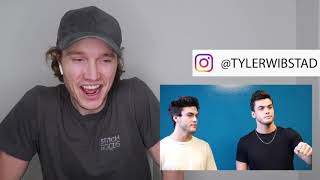 LEARNING HOW TO ACT ft. Noah Schnapp [reaction] Tyler Wibstad