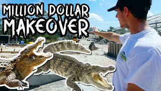 HE SPENT OVER A MILLION DOLLARS FOR HIS PET CROCODILES!! | BRIAN BARCZYK